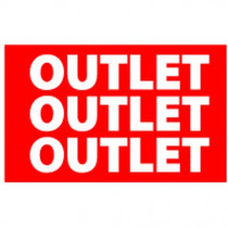 """Poster """"OUTLET"""""""