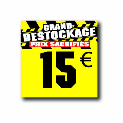 Panneau PVC 15€, 20x20cm
