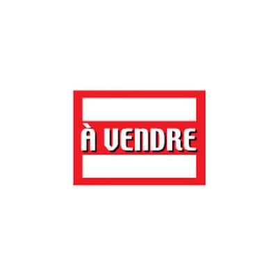 """Panneau  """"À VENDRE """" L55 H40 cm"""