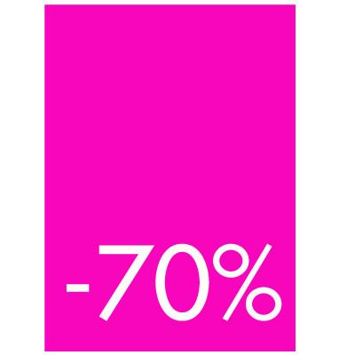 Pochettes de 5 cartons A4 70%