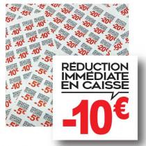 Planche de 48 stickers 35x35 mm -10€