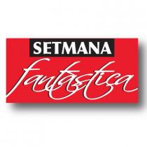 Cartel SETMANA FANTASTICA, 115 x 56 cm