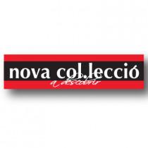 Cartel NOVA COL.LECCIO, 115 x 28 cm