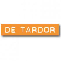 Cartel DE TARDOR, 70 x 14 cm