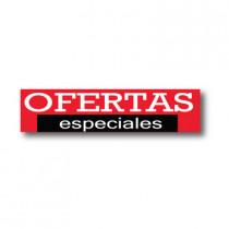 Cartel OFERTAS ESPECIALES, 115 x 30 cm