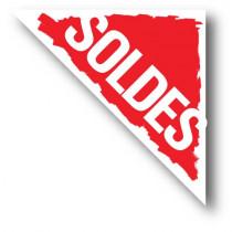 """Affiche """"SOLDES"""" L60 H60cm"""