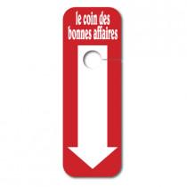 """5 cartons """"LE COIN DES BONNES AFFAIRES"""""""