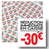 Planche de 48 stickers 35x35 mm -30€