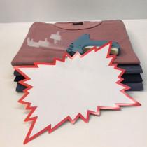 Pochettes de 10 cartons éclatés format L24 H16 cm