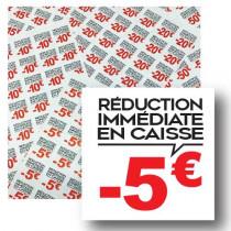 Planche de 48 stickers 35x35 mm -5€