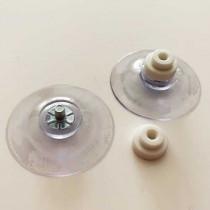 VENTOUSE A VIS diamètre 45 mm