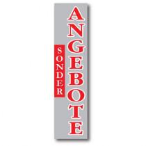 """Banner """"SONDER ANGEBOTE 170 X 40 CM"""