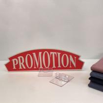 """Carton """"PROMOTION"""" L36 H11 cm"""