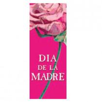 Cartel DIA DE LA MADRE, 30 x 83 cm