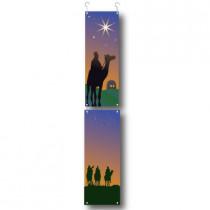 Cartel LOS REYES MAGOS, 24 x 145 cm
