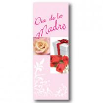 Cartel DIA DE LA MADRE, 115 x 43 cm