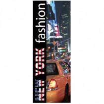 """Affiche """"NOUVELLE COLLECTION"""" L35 H95 cm"""