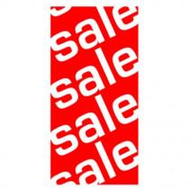 "Poster ""sale.sale.sale...."" vertical"