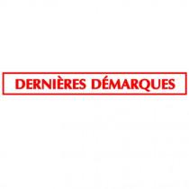"""Affiche """"DERNIERES DEMARQUES"""" L165 H20 cm"""