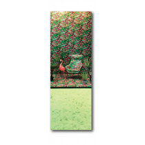 "Affiche ""fond de vitrine"" XXL L100 H300 cm"