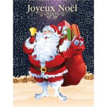 "Affiche ""Joyeux Noël"" L60 H80 cm"