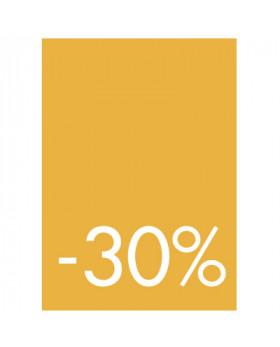 Pochettes de 5 cartons A4 30%