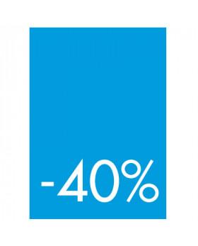 Pochettes de 5 cartons A5 40%