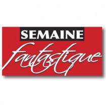 """Affiche """"SEMAINE FANTASTIQUE""""  L115 H56cm"""