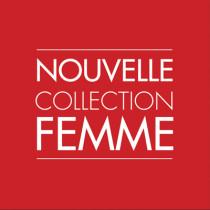 panneau  NOUVELLE COLLECTION FEMME  L33  H33cm