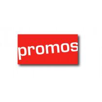 """Affiche """"PROMOS"""" L60 H30 cm"""