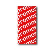 """Affiche """"PROMOS"""" L40 H80 cm"""