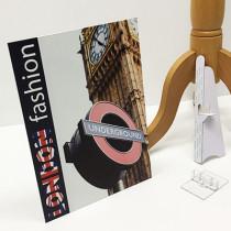 """Panneau """"LONDON fashion"""" 1 L25 H35 cm"""