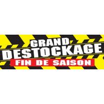 Bâche DESTOCKAGE  FIN DE SAISON  L300 H100 cm avec renfort et 16 oeillets