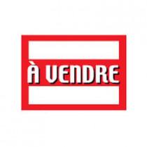 """Panneau """"À VENDRE """" L70 H50 cm"""