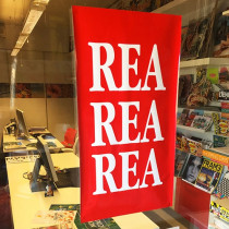 Poster REA L40 H78 cm
